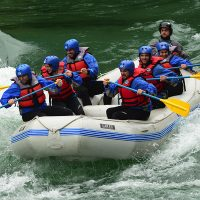 Rio Manso a la Frontera - Aguas Blancas